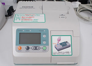 高感度インフルエンザ判定装置:富士フイルム イムノAG-1