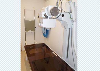 レントゲン撮影装置、骨粗鬆症検査(DIP法) :日立メディカル CLINIX Ⅱ