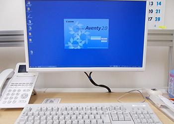 電子カルテ: Canon(旧東芝メディカル) TOSMEC Aventy 2.0